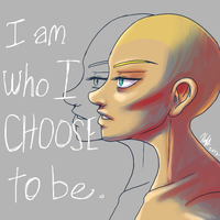 you are who you choose to be by jetstorm
