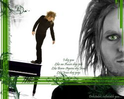 Tim Minchin by POTOLassie