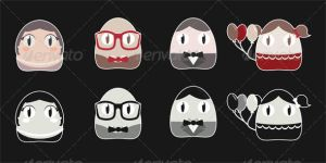 Eggster Family by InterGrapher