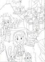 Welcome to htf land 12 , the history of the Ro by STITCH62633