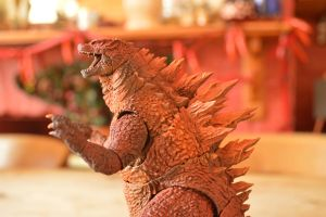 S.H Monsterarts - G14 Poster Image Version 5 by GIGAN05