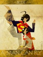 Believe - Superman (Updated) by KerrithJohnson