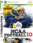Tate Forcier NCAA 10 Cover by matthiason