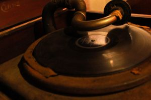 Edison's Phonograph by LilithXD