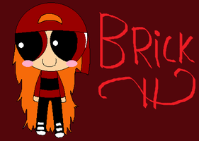 bricky ! by Red-Demon-Side-ARTxD
