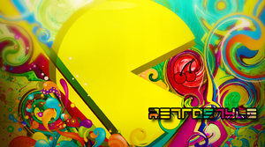 Pacman Style Signature. by FlyingGinger