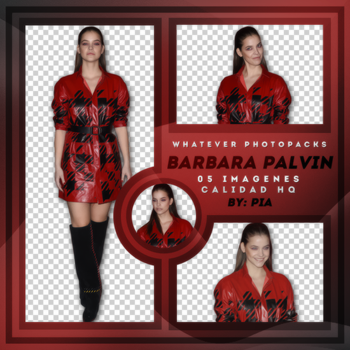Pack Png 0337 - Barbara Palvin by WhateverPhotopackss