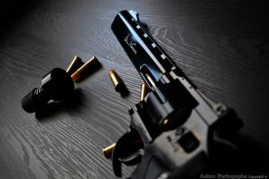 Dan Wesson I by Ankou-Photography