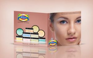 Cosmetics Cover Page by grafixnet