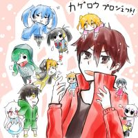 KagerouProject! by BloodyTearsMSN