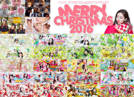 : SHARE :: MERRY CHRISTMAS by BYjin-D