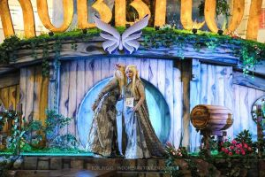 Thranduil Wife - The Queen of Greenwood by seawaterwitch