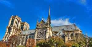 Notre-Dam Cathedral by AlanSmithers