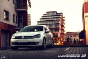Need For Speed Undeground 2 by CypoDesign