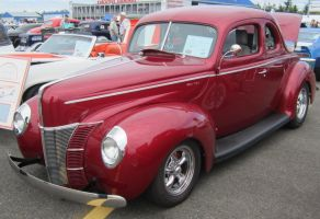 40 Ford Deluxe Coupe by zypherion