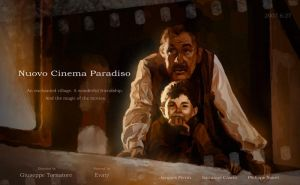 Nuovo Cinema Paradiso by Evaty