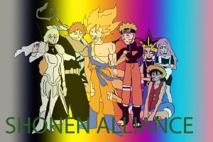 Shonen Alliance by ssvineman