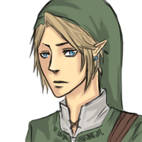Link sketch by Peatchoune