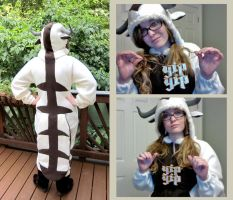 Appa Costume by MonicaMcClain