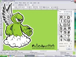 print screen by RidiculousArts
