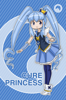 Happiness Charge Precure - Cure Princess by AngelDranger