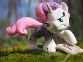 :Commission: Change is so Sweet-ie 1 by dustysculptures