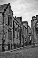 Old Coventry by AlanSmithers