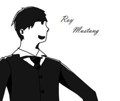 Roy Mustang by o-Raven-Cat-o