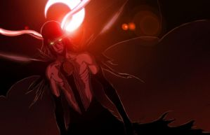 ulquiorra 2nd Release RED by Omar6