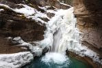 Frozen Waterfall by CbowesPhotography