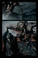 Silent Hill Downpour: Anne's Story #3 Page 9 by T-RexJones