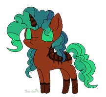 Pony Adopt [Open] by Mulch-Adopts