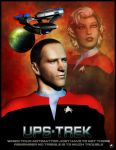 UPS-Trek- we get it there on time. by MotoTsume