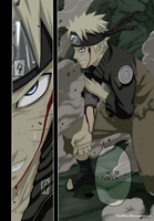 Naruto Shippuden Manga 629 (Color) by carl1tos