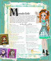 EAH: Mercedes Little Bio by pixiesera