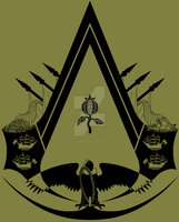 Colombian Assassin Symbol by MehranPersia