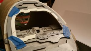 stargate atlantis puddle jumper by MAKEPAINT-PAUL