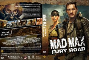 Mad Max Fury Road Dvd by MrPacinoHead