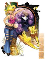 The Maxx by DustinWeaver
