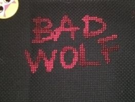Doctor Who - Bad Wolf by jeania85