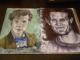 Eleventh e Matt by Sallysammy