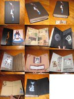 Altered Book by Xeninex