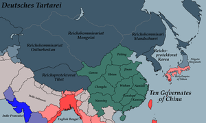 Teutonic China by Magnysovich