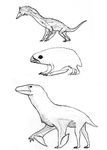 Apterodactila Concepts by Dragontunders
