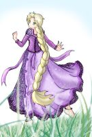 Repunzel by AngelofHapiness