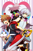 +KH3D - Dream Eater+ by Yuki-Chan2