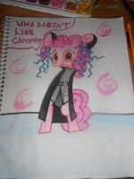 Darth Pinkie!!!!!!!! by JediSkygirl