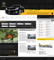 opel Car Dealer by flatlock