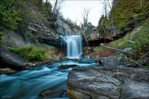 Cataract falls 2 by Jack-Nobre