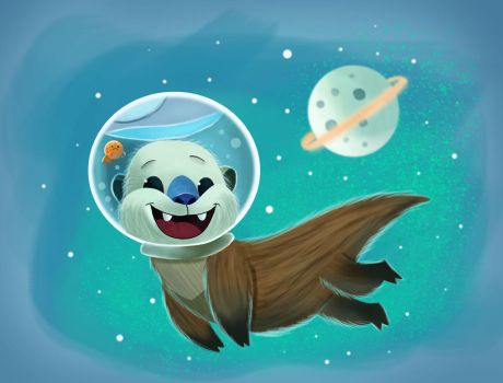 Otter Space 2.0 by ErickRychlewski